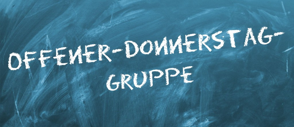 Offener-Donnerstag-Gruppe